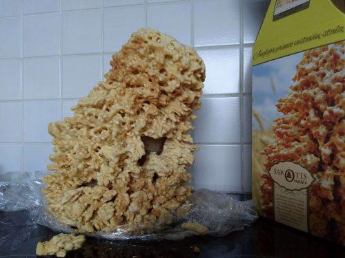 "Lithuanian Tree Cake ""Šakotis"" photo review"